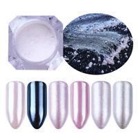 Mirror Pearl Nail Powder Dust Shiny Glitter Matte Pigments Born Pretty