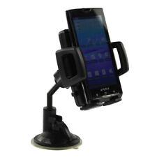 Universal 3in1 KFZ Halterung Smartphone Handy Navi Auto Bilderrahmen Schwarz