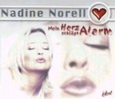 Nadine Norell Mein Herz schlägt Alarm (2001) [Maxi-CD]