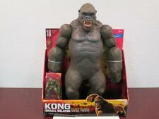 "KING KONG SKULL ISLAND MOVIE 18"" EXCLUSIVE APE & BONUS FIGURE SEALED PACKAGE"
