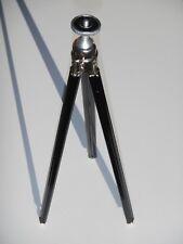 Vintage Bilora Telescoping Metal Tripod • Made in Germany