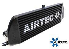 Airtec Mini Cooper-S R56 Stage 2 Intercooler Upgrade Black Finish Cooper S Turbo