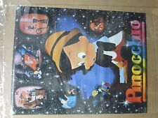 1986 Pinocchio poster Disney character movie 12115
