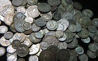 SURVIVAL SILVER~~$5 FACE~~DIMES-QUARTERS-HALVES~~90% SILVER COINS