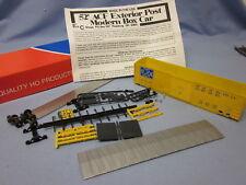 50ft ACF DROOP SILL CORR DOOR BOX - APALACHICOLA #5241 - E&C SHOPS KIT # 2106-3