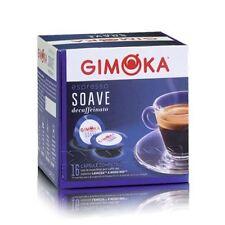 128 CIALDE CAPSULE CAFFE' COMPATIBILI LAVAZZA A MODO MIO GIMOKA SOAVE DEC DEK