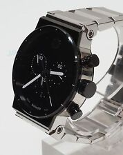 Movado Sapphire Synergy Men's Watch 42mm PVD-Finished & Stainless Steel 0606800