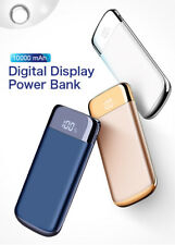 Power bank 10000mah LCD External 2 USB Battery Charger For Cell Phone by Joyroom