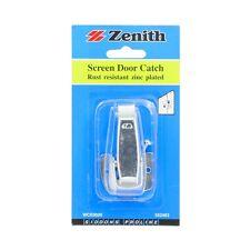 Zenith Zinc Plated Screen Door Catch