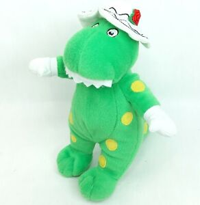 Wiggles Dorothy the Dinosaur plush soft toy Small