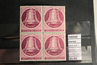 STAMPS BLOCK OF 4 GERMANY BERLIN YVERT N°65 MNH** (F98998)