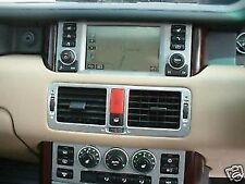 Range Rover, Vogue L322, Sport, Discovery 3 Navigation Disc SAT NAV Mise à jour DVD
