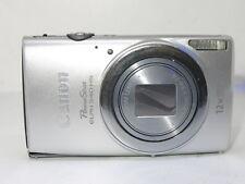 Canon IXUS 265  ixus265 / elph340  HS 16.0MP Digital Camera - SILVER