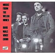 Rhos Male Voice Choir - Music And Carols From The Welsh Mines (NEW CD)