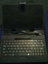 "10"" Tablet Case w/ Keyboard and Stylus"