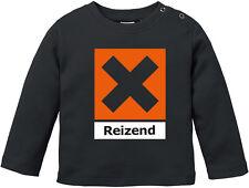 REIZEND Baby Langarm Shirt black