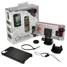 Optrix XD5 Camera Housing Case for iPhone 5 Universal OPT-003 424901