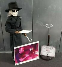 """30th Anniversary Puppet Master 18"""" BLADE Doll W/ Stand & Props Authenticated"""