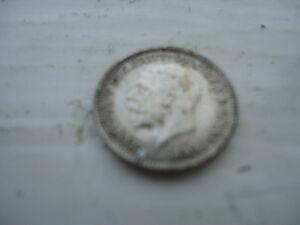 George V Three Pence 1932