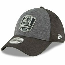 New Era 39Thirty Cap - Black Sideline Washington Redskins