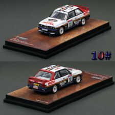 Tarmac Works 1:64 BMW M3 TDC Tour de Corse 1987 Winner 10# Diecast Model Car
