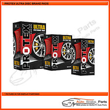 Protex Ultra Rear Brake Pads for AUDI A4 S LINE QUATTRO B6 - DB1449CP