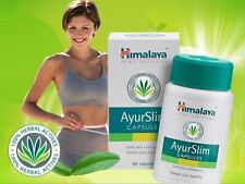 Ayur Slim 60 capsules. Himalaya Herbal.  For Weight Loss. Free Fast Shipping