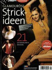 Simply tricoter-SH 02/2013 Glamour Tricot-Idées extravagante Designs