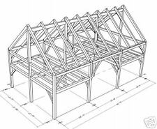 New TIMBERFRAME! $27.58 per SF/STRUCTURAL Beauty