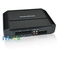 NEW ROCKFORD FOSGATE P400X4 400W PUNCH 4-CHANNEL CAR AUDIO AMPLIFIER AMP P400-X4