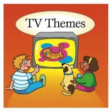 TV THEMES - CHILDREN'S FAVOURITE TV SONGS  MINT CD - FREE POST IN UK
