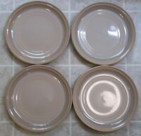 SET  OF 4   NORITAKE  SUNSET MESA   DINNER  PLATES    10 1/2 inches across