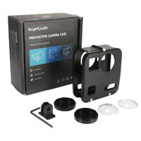 Eyecrab CNC Frame Mount For GoProFusion Housing Protective Cover Case Lens Cap