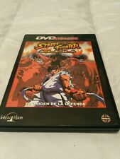 Street Fighter Alpha Dvd Anime