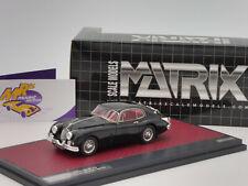 "Matrix MX41001-142 # Jaguar XK150 S 3.8 Fastback Baujahr 1960 "" schwarz "" 1:43"