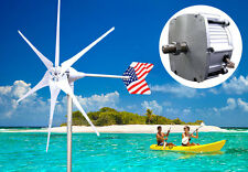 Patriot 1600 W WindZilla PMA 12V DC Wind Turbine Generator kit 6 Blade+Rectifier
