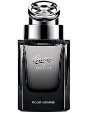 Gucci by Gucci Pour Homme Eau de Toilette für Männer 3.0 OZ/90 ML * ohne Schachtel *