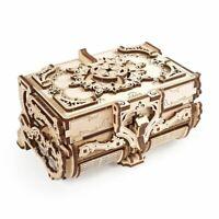 UGEARS Antik Box mechanische Bausatz Modell