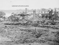 "Ruins of Tredegar Iron Works Richmond Virginia 8""x10"" Civil War Photo Picture 84"