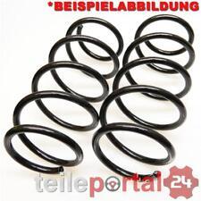2x MAPCO Fahrwerksfeder Satz Set VORNE Opel Vivaro Nissan Primastar Renault Tra