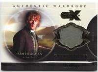 Cryptozoic Outlander CZX Costume Wardrobe Card Sam Heughan Jamie Frazer W3 /180