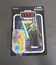 Yoda 2010 STAR WARS Vintage Collection VC20 MOC UNPUNCHED
