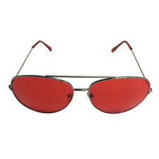 Red Aviator Classic Sunglasses Philip Wenneck The Hangover Movie 1 2 3 Costume