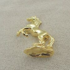 8PCS Gold Style Alloy Horse Accessory Display Decoration 37*31*13mm 38001