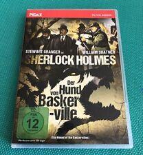Pidax DVD Film Klassiker - Sherlock Holmes:Der Hund von Baskerville,1x angesehen