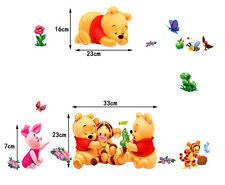 Winnie the Pooh Tigger Wall Sticker Kids Nursery Room Decor