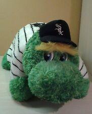 "MLB Baseball Chicago White Sox Sport Pillow Pets Mascot Plush Large 20"""