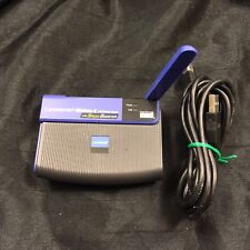 Linksys WUSB54G Wireless-G USB Network Adapter 2.4 GHz TESTED! FREE SHIPPING!