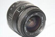 Sigma Zoom 28-70 mm 1:3. 5-4.5 UC Lente Af-Pentax K (KA) - totalmente En Funcionamiento