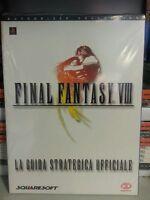 Final fantasy viii ffviii guida strategica italiana new nuova sigillata